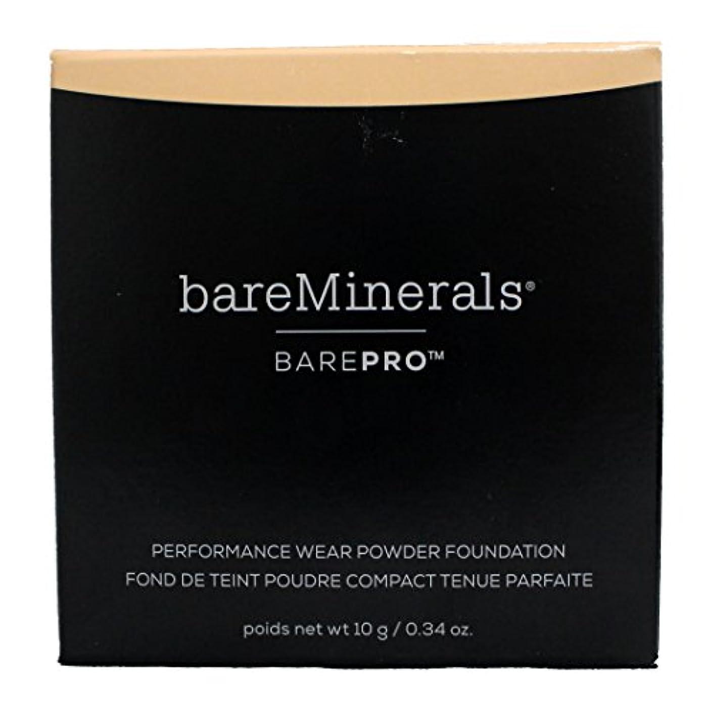 言及する補うマーカーベアミネラル BarePro Performance Wear Powder Foundation - # 09 Light Natural 10g/0.34oz並行輸入品