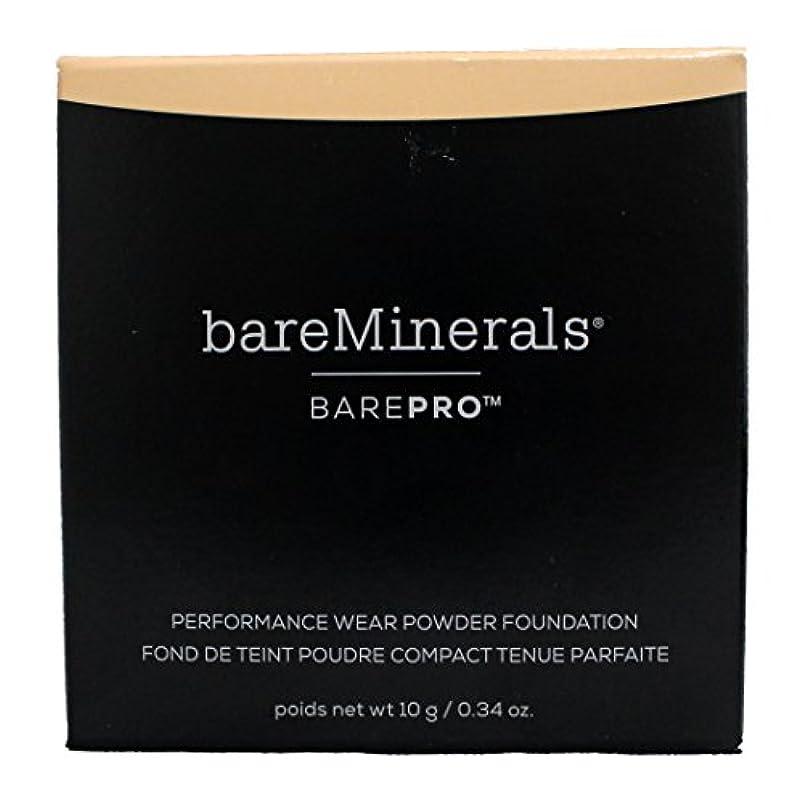 議論するカジュアル助手ベアミネラル BarePro Performance Wear Powder Foundation - # 09 Light Natural 10g/0.34oz並行輸入品