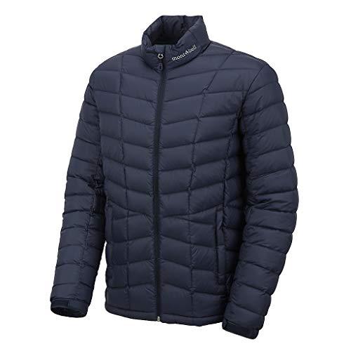 [モンベル] Mont-bell Men`s ZENA Down Jacket メンズダウンジャケット [並行輸入品](ネービー, XXL)
