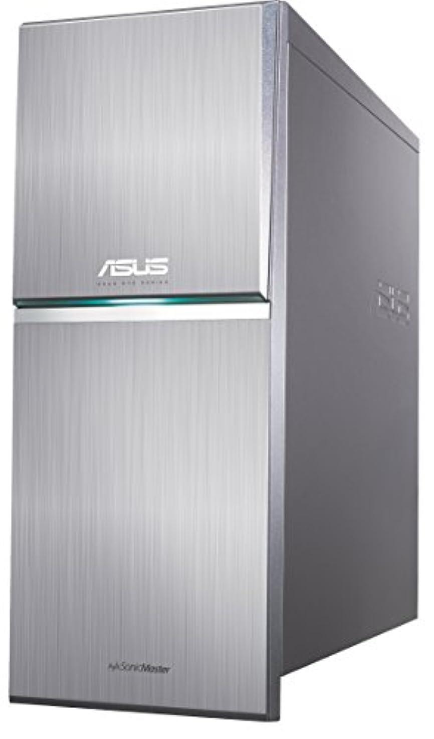 第二緊張捧げるASUS デスクトップ M70AD ( WIN8.1 64Bit / シルバー / i5-4460 / 4GB / 1TB / NV GT740 / VRAM 4GB / ブルーレイディスクドライブ / BT4.0 / ブラック ) M70AD-I54460