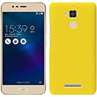 「Breeze-正規品」iPhone ・ スマホケース ポリカーボネイト [Yellow]エイスース ゼンフォン3 マックス ZenFone 3 Max ZC520TL ケース ZenFone 3 MAX カバー液晶保護フィルム付 全機種対応 [ZEN3M]