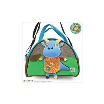 Eco Snoopers - Dragon - Duffel Bag - Komodo the Dragon [並行輸入品]