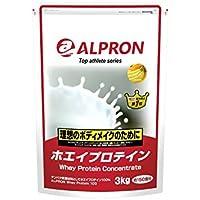 【2袋セット】WPCホエイプロテイン バナナ風味 3kg アルプロン