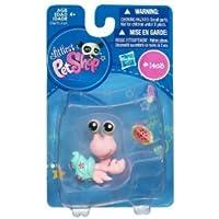 Littlest Pet Shop (リトルペットショップ) Get The Pets Single フィギュア Hermit Crab(並行輸入)