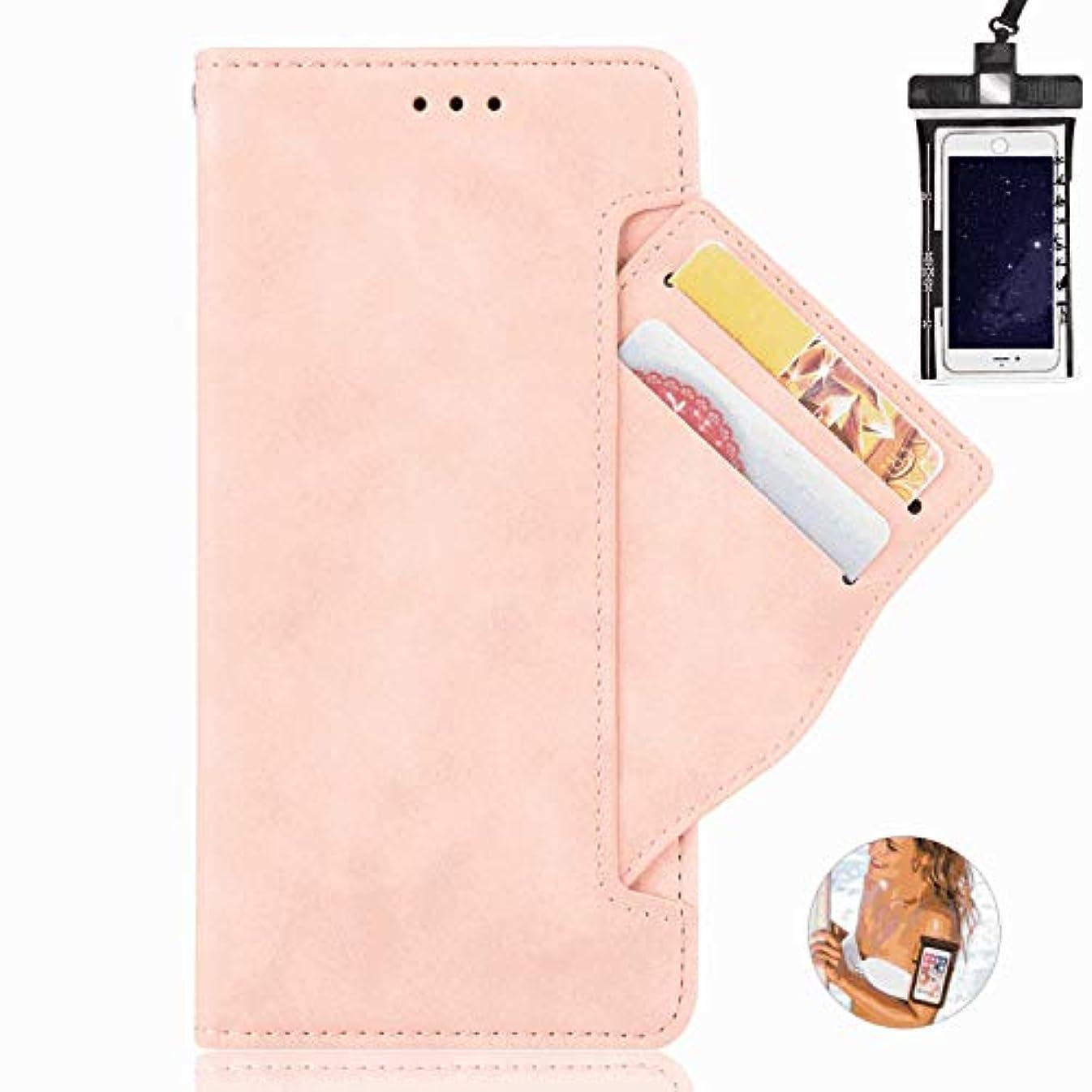 ウルル早熟成長する耐摩擦 手帳型 手帳型 アイフォン iPhone 11 Pro ケース 本革 レザー スマホケース カバー 財布型 耐汚れ 無料付防水ポーチ