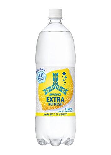 アサヒ飲料 三ツ矢 エクストラリフレッシュ レモン 1500ml×8本