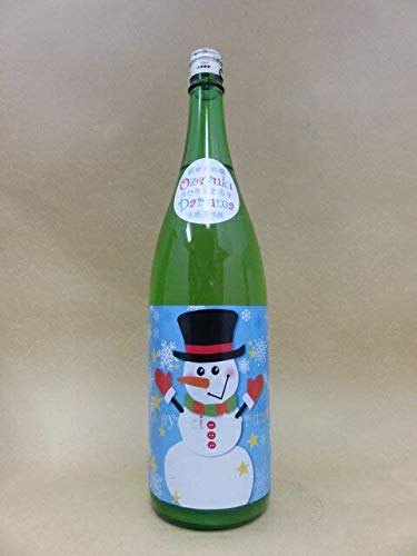 尾瀬の雪どけ 純米大吟醸 ゆきだるま 生酒 1800ml