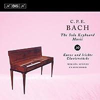 Bach, C.P.E.: Solo Keyboard Mu