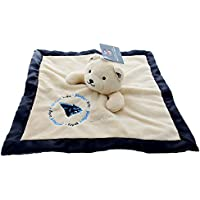 Baby Fanatic Security Bear - Carolina Panthers - Black by Baby Fanatic