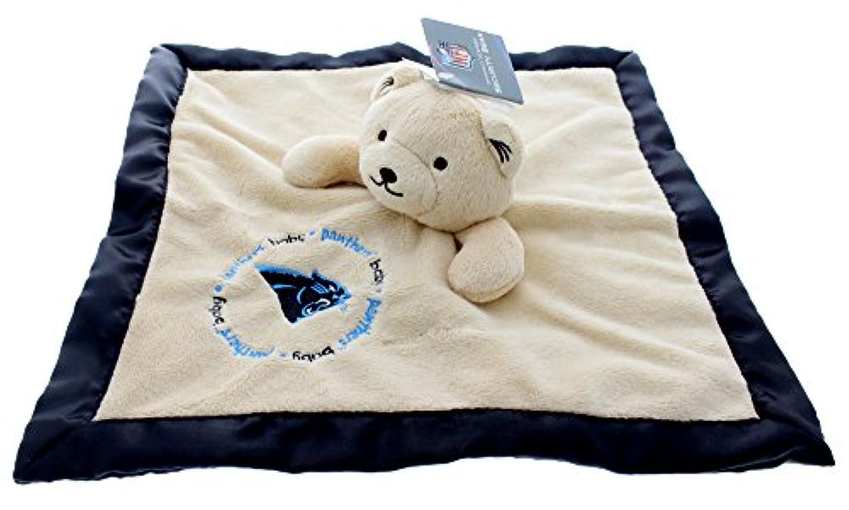 Baby Fanatic Security Bear - Carolina Panthers - Black by Baby Fanatic