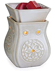 (Insignia) - Candle Warmers Illumination Fragrance Warmer, Insignia Midsize