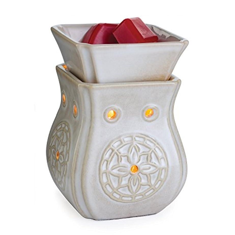 ライナー傾斜船上(Insignia) - Candle Warmers Illumination Fragrance Warmer, Insignia Midsize