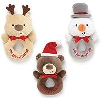 Gund Merry / My 1st クリスマスラトル詰め合わせ