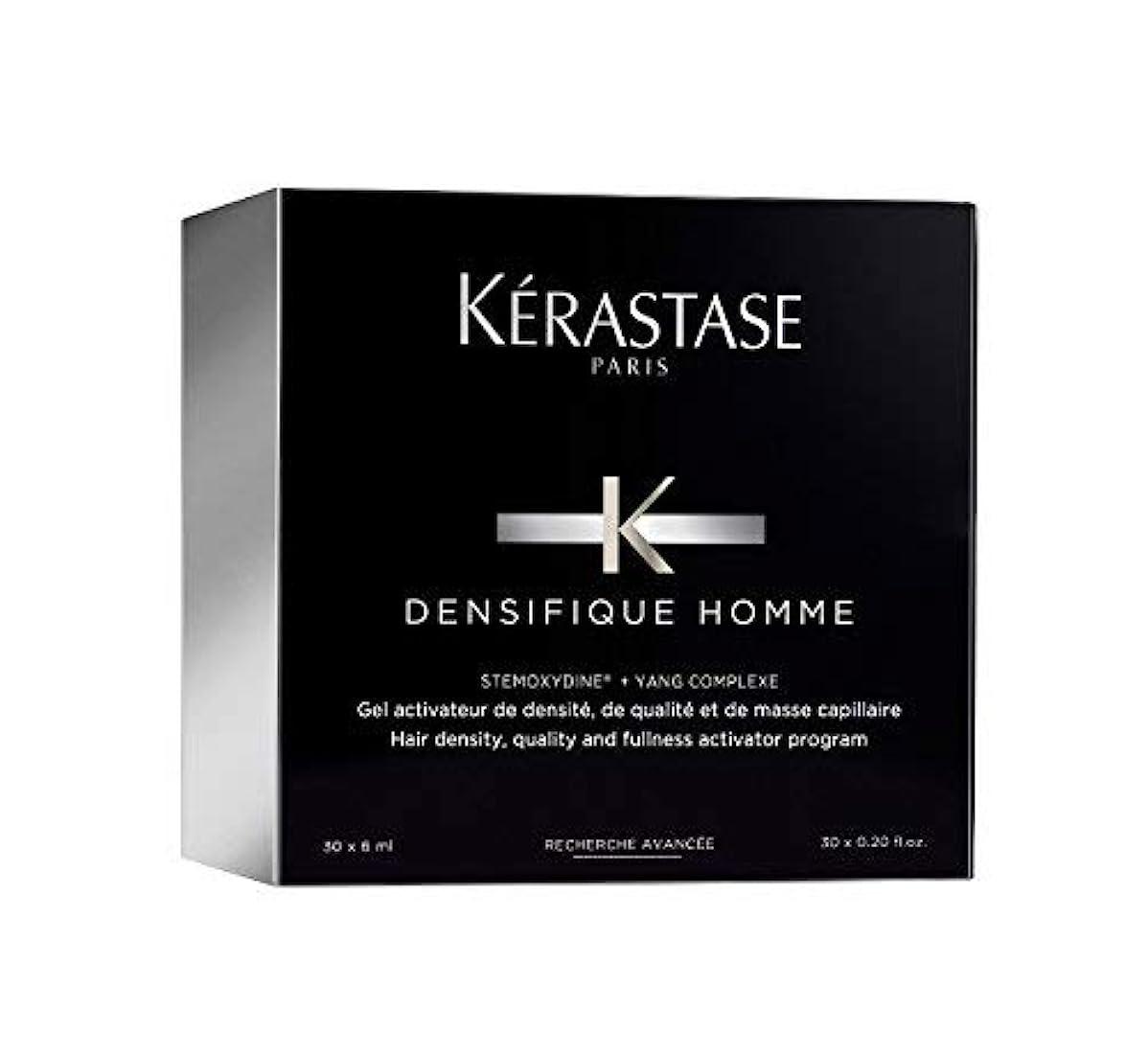 和行くクックケラスターゼ Densifique Homme Hair Density and Fullness Programme 30x6ml