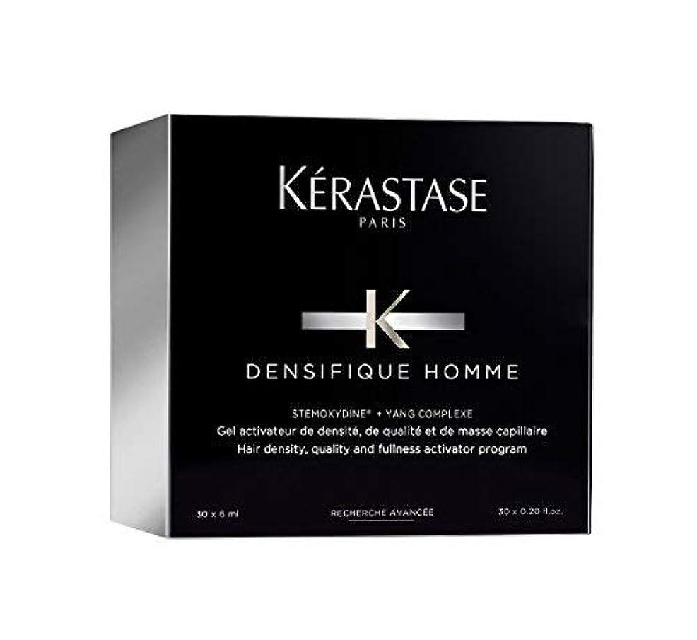 登録するボーナス甲虫ケラスターゼ Densifique Homme Hair Density and Fullness Programme 30x6ml