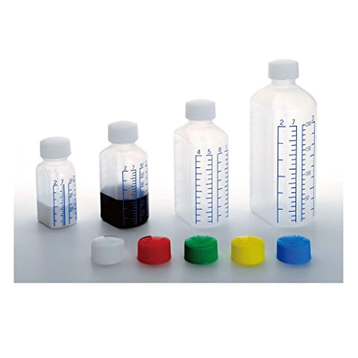 こんにちは変位パキスタン人投薬瓶プリントボトル(滅菌済) 200CC(5ホンイリ) キャップ:黄 エムアイケミカル