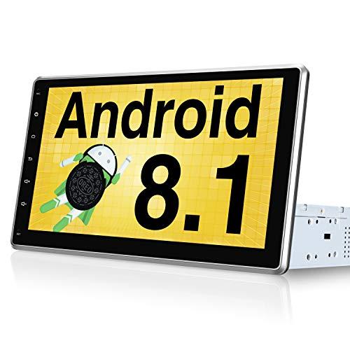 PUMPKIN Android 8.1 カーナビ 大画面 1...