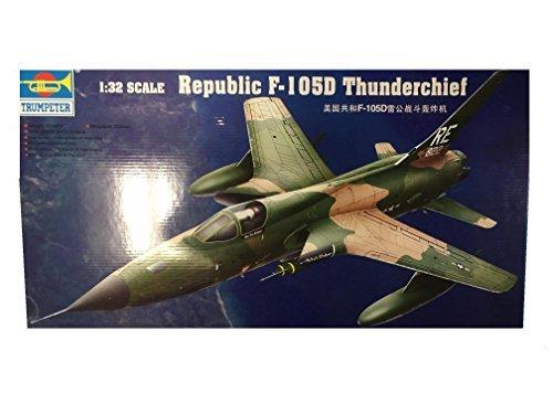 1/32 リパブリック F-105D サンダ-チ-フ