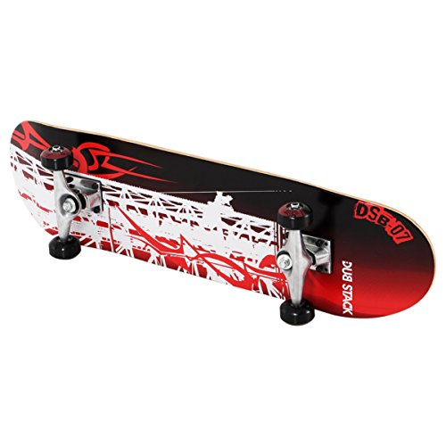DUB STACK(ダブスタック) スケートボード DSB-7 31インチ コンプリートセット 【ABEC5ベアリング採用】