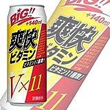 JT 爽快ビタミン490ml缶×24本入