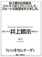 「いっそセレナーデ」フルートで井上陽水が吹きたい!vol.3