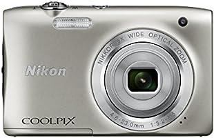 Nikon デジタルカメラ COOLPIX S2900 5倍ズーム 2005万画素 シルバー S2900SL