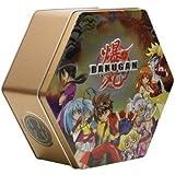 Bakugan Bakutin Collector's Tin - Brown