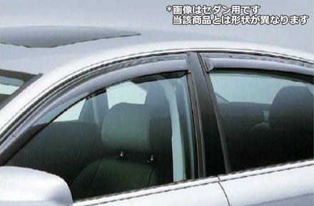 AUDI / アウディ 純正 アクセサリー サイドバイザー A6(4G) アバント用
