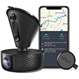 Dash Cam, VAVA 1920X1080P@60Fps Wi-Fi Car Dash Camera with Sony Night Vision Sensor, Dashboard Camera Recorder with GPS, Parking Mode, G-Sensor, Support 128GB Max