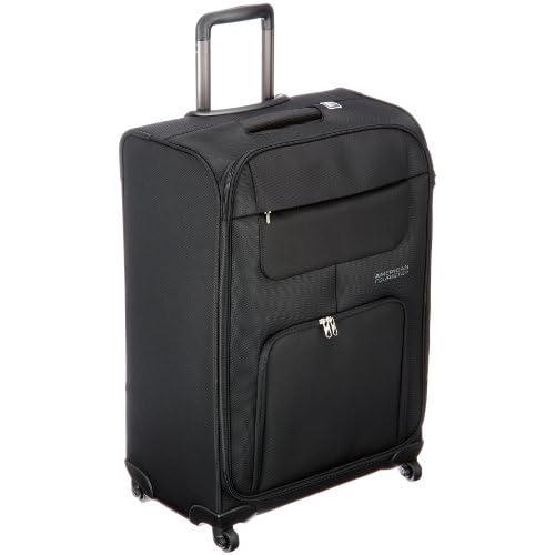 [アメリカンツーリスター] AmericanTourister 【スーツケース・キャリーバッグ】MV+ソフト 68cm/83L/3.3Kg(アメリカンツーリスター) 20T*09002 09 (ブラック)