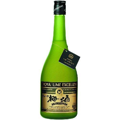 チョーヤ梅酒 エクセレント 750ml -