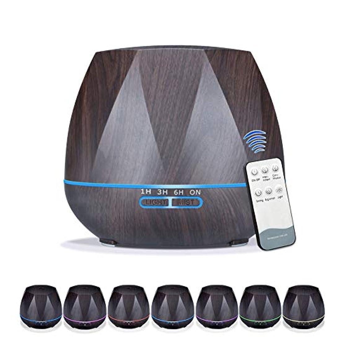 種類スピリチュアルモールス信号加湿器アロマエッセンシャルオイルディフューザー用オフィスホーム寝室リビングルーム研究ヨガスパリモートコントロール