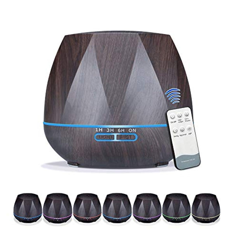 怒る気付くとげ加湿器アロマエッセンシャルオイルディフューザー用オフィスホーム寝室リビングルーム研究ヨガスパリモートコントロール