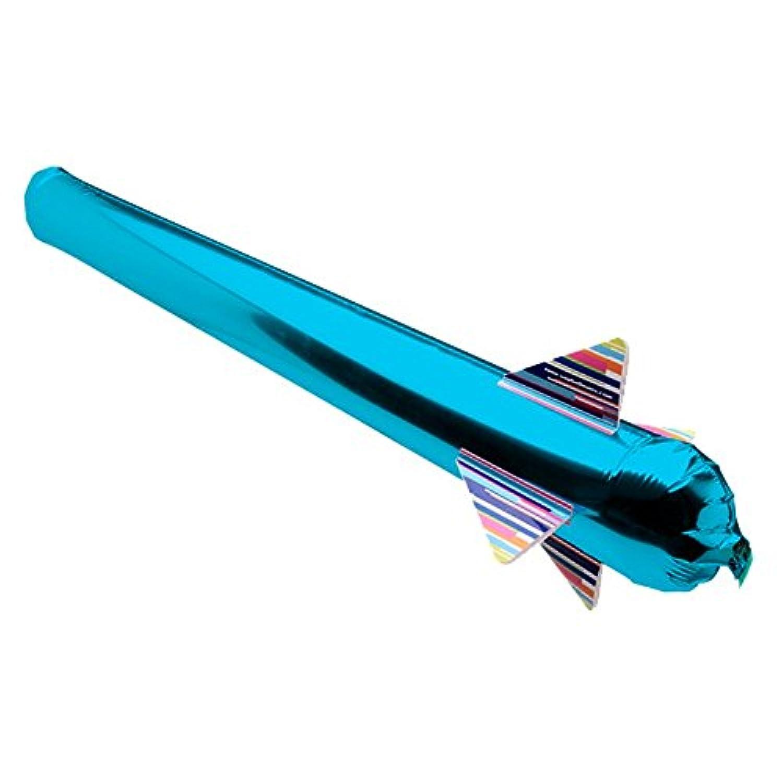 エアロケット バルーン ブルー 3本セット