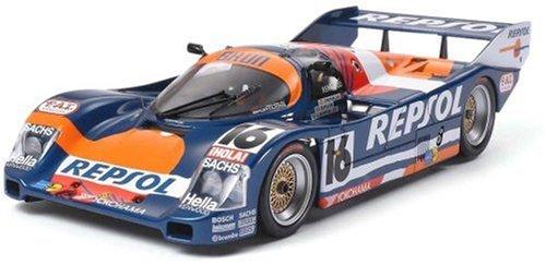 1/24 スポーツカーシリーズ No.313 1/24 ポルシェ962C (レプソルカラー) 1990 ルマン 24313