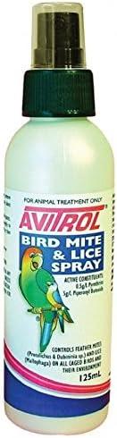Fidos Avitrol Bird Mite and Lice Spray 250 ml