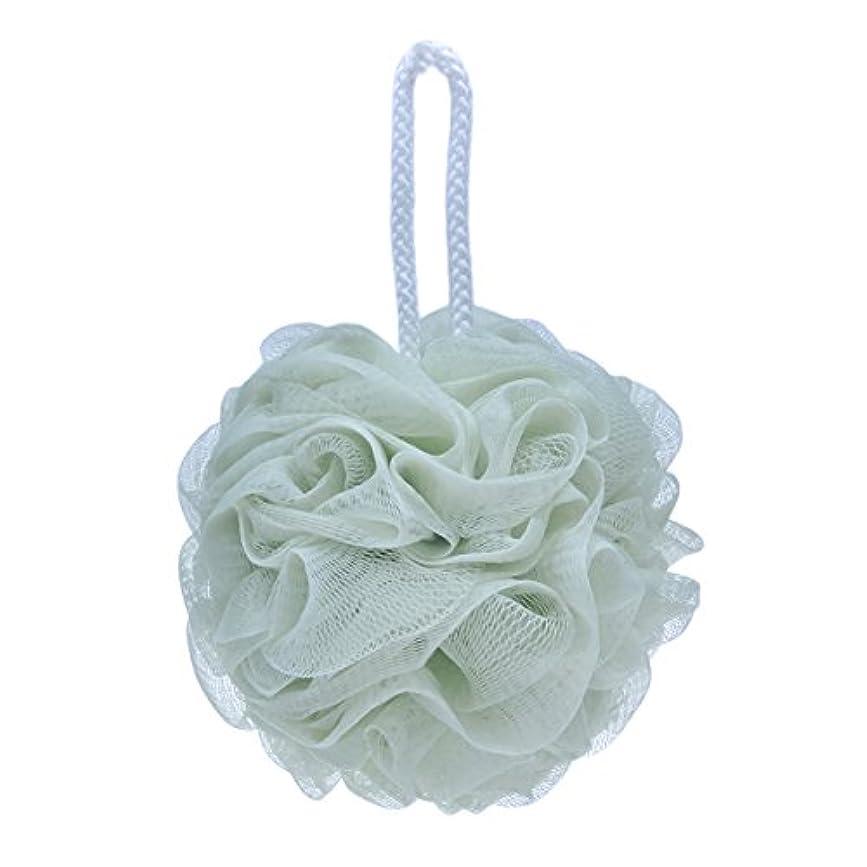 暖かさ類似性浸食SUPERMOOM バスボール 泡立てネット ボール シャワー ナイロン 4種類の色選択
