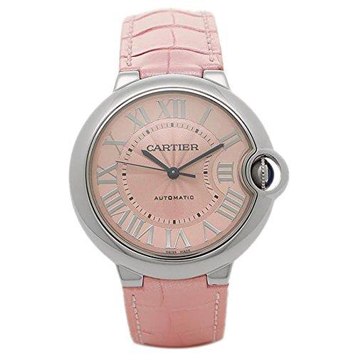 [カルティエ] 腕時計 レディース CARTIER WSBB0007 ピンク シルバー [並行輸入品]