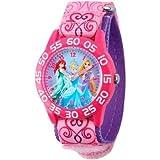 ディズニー(Disney) プリンセス プリンセスたち 腕時計 ケース 女の子用 子供用 女の子 ガールズ [並行輸入品]