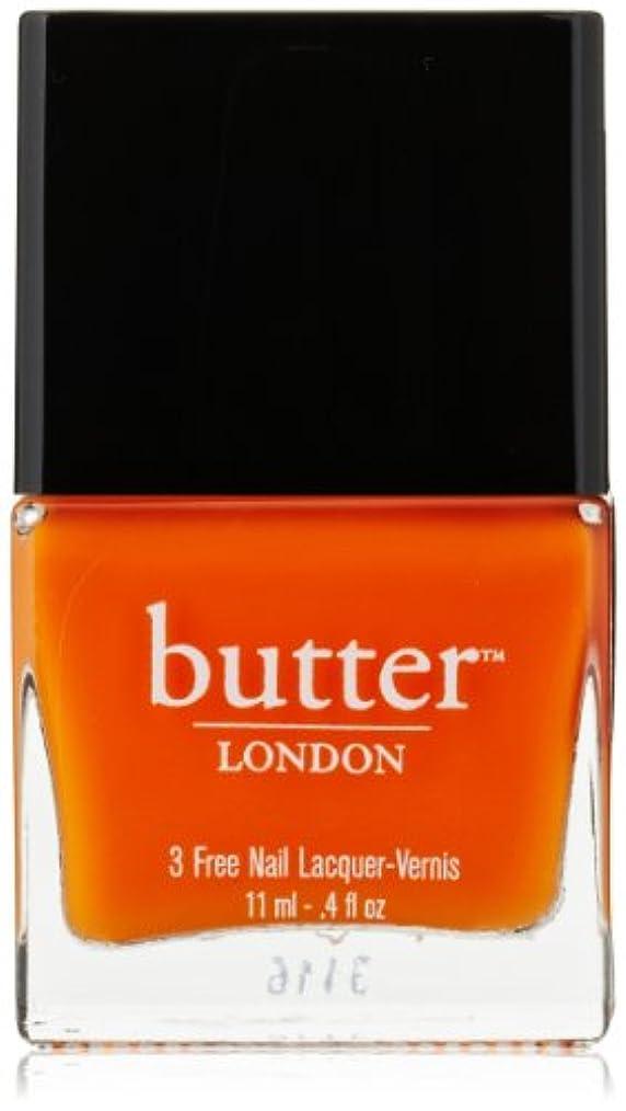 ベイビー下にコミットButter London 3 Free Nail Lacquer - Silly Billy 0.4oz (11ml)