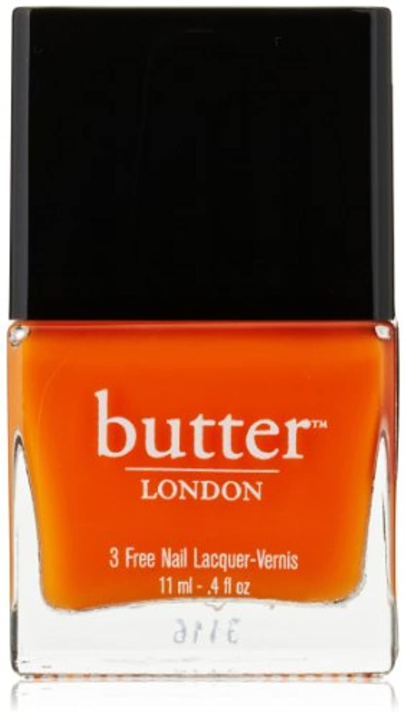 そっとセールスマン配送Butter London 3 Free Nail Lacquer - Silly Billy 0.4oz (11ml)