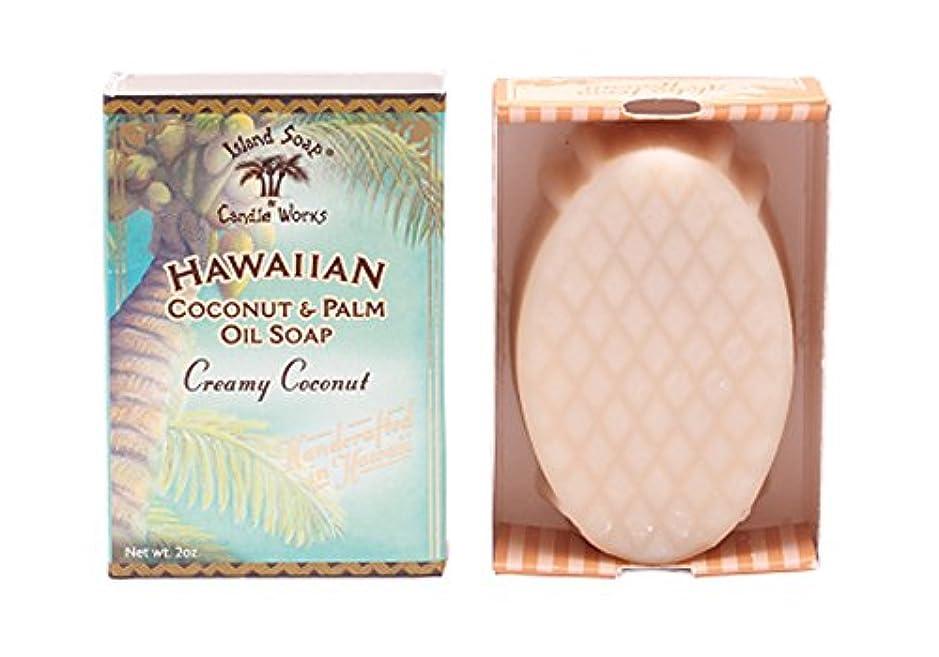 間違いなく娯楽紳士アイランドソープ ココナッツソープ ココナッツ 50g