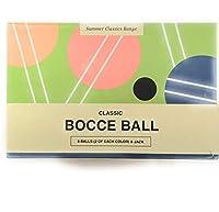 Becken Bargains ボッチェボール クラシックセット ロンドンのLUCKIES of Londonがデザイン