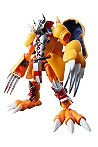 超進化魂 デジモンアドベンチャー 01 ウォーグレイモン 約155mm ABS&PVC&ダイキャスト製 塗装済み可動フィギュア