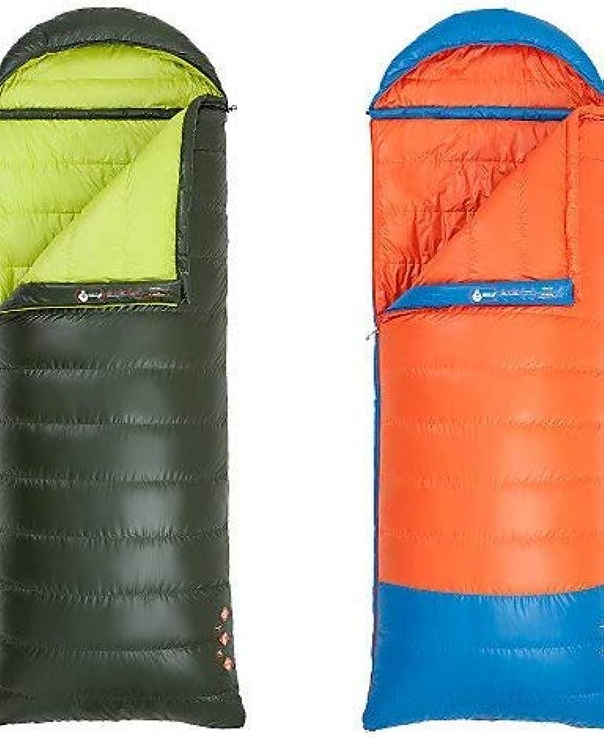 マウスピースキャプションペンスHighRock -8?-3°Cアウトドアキャンプアダルト右手ジップクロージャー&コットンブレンドラップ3 Seasons寝袋