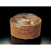 SC838スモールシフォンカップ12cm(シンプルロゴ) ふた付き 100枚セット