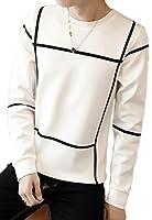 Heaven Days(ヘブンデイズ) Tシャツ ロンティー 長袖 カジュアル 丸首 クルーネック カットソー メンズ 1711F0012