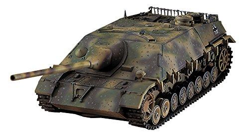 ハセガワ 1/72 ドイツ陸軍 Sd.Kfz.162/1 IV号戦車/70 V ラング プラモデル MT50