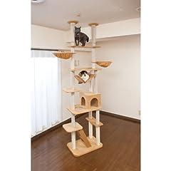 ネコちゃんツインタワー (CA090)