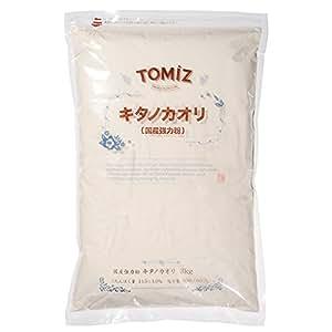 キタノカオリ / 3kg TOMIZ(富澤商店) 小麦粉 強力小麦粉 国産 強力粉